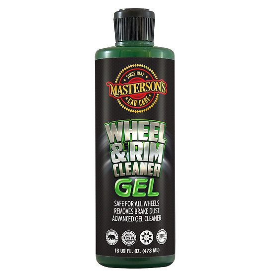 Wheel & Rim Cleaner Gel