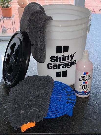 S&H Shiny Garage Wasch Kit L2