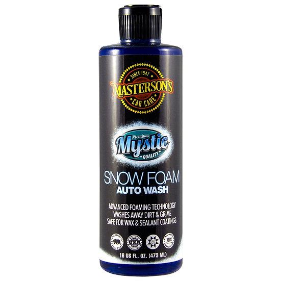 Mystic Snow Foam Shampoo