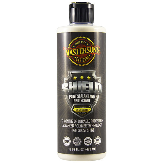 Shield - Paint Sealant and Protection
