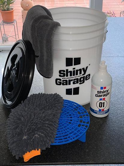 S&H Shiny Garage Wasch Kit L3