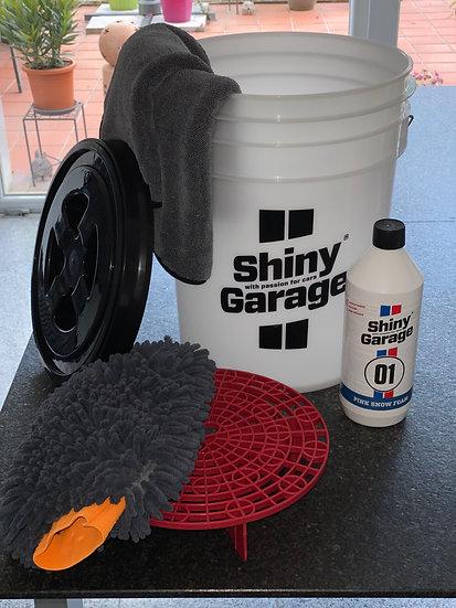 S&H Shiny Garage Wasch Kit L1