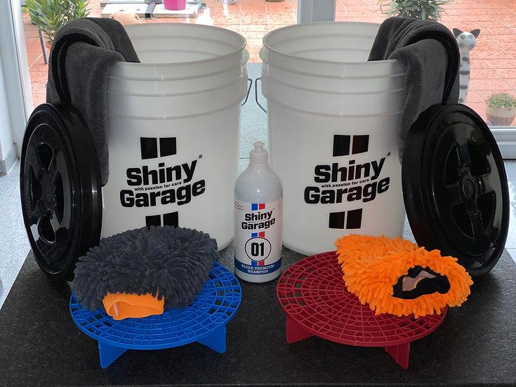 S&H Shiny Garage Wasch Kit XL4