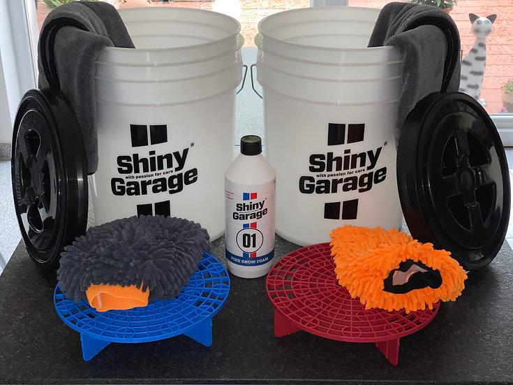 S&H Shiny Garage Wasch Kit XL1