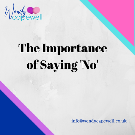 Do you feel GUILTY when you say NO to someone?