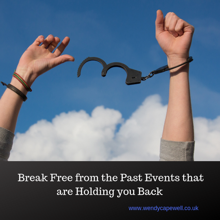 Break Free From the Emotions that are Holding You Back