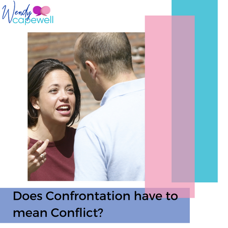 Do you hate confrontation?