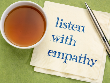 Are you showing someone Empathy or Sympathy?