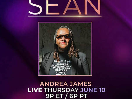 Andrea James on The Book of Sean FoxSoul.TV