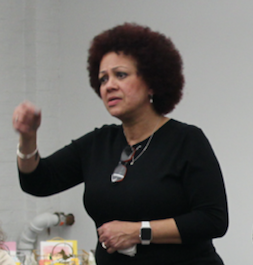 Stacey Borden, President and Founder