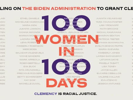 'No justice in destroying lives': Pressley, Bush call on Biden to grant clemency to 100 women in 100