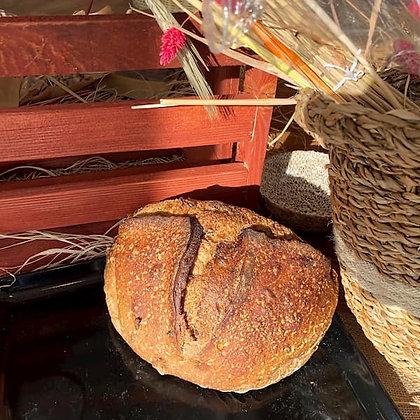Cevizli Karakılçık Ekmeği