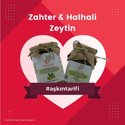 Zahter & Halhali Zeytin