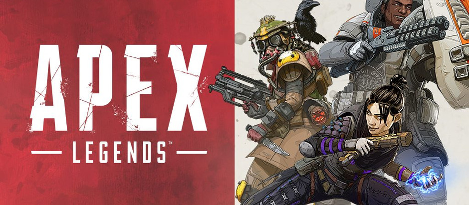 APEX Legends Discordサーバー設立
