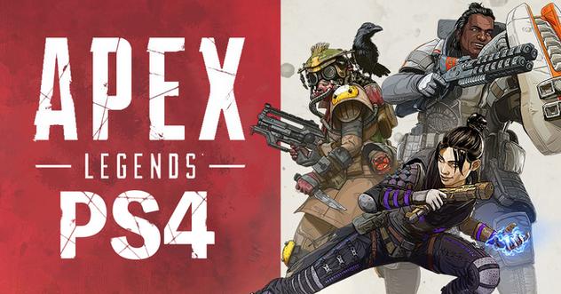 APEX部門PS4版新メンバー加入のお知らせ