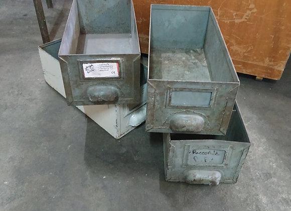 caisses métallique