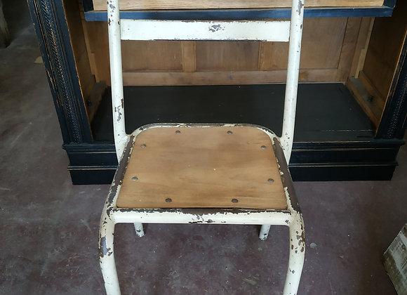 Chaise industriel