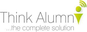 Think Alumni full LOGO (clear background