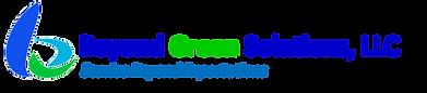 Beyond Green Solutions logo - no shadow.