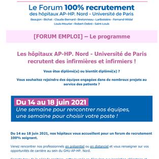 Forum APHP - Paris (75)