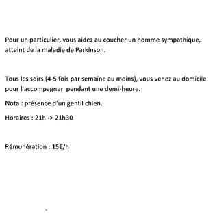Aide à domicile - Compiègne