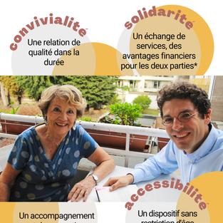 Générations et Cultures, cohabitation intergénérationnelle - Hauts-de-France