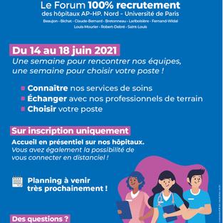 Forum Recrutement - APHP Paris