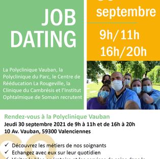 Job dating - Elsan à Valenciennes (59)