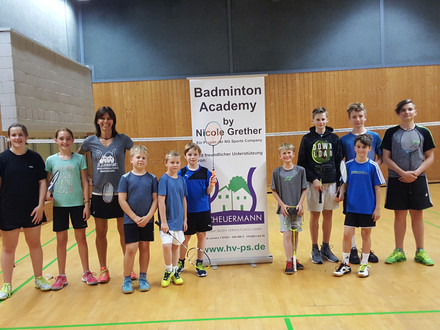 Pfingstferien Badminton Camp im Impulsiv in Lörrach