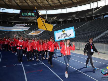 Jubiläumsfeier Jugend trainiert für Olympia in Berlin