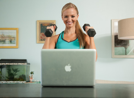 How to Get the Most Out of Online Workouts
