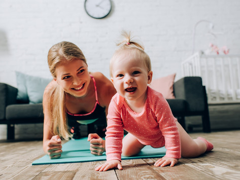 Finding Time to Exercise as a Working Mom [7 Proven Tips]