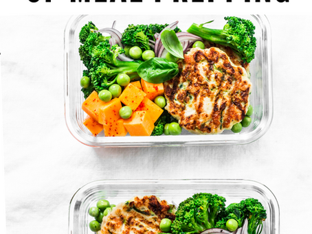 5 Benefits of Meal Prepping from a Registered Dietitian
