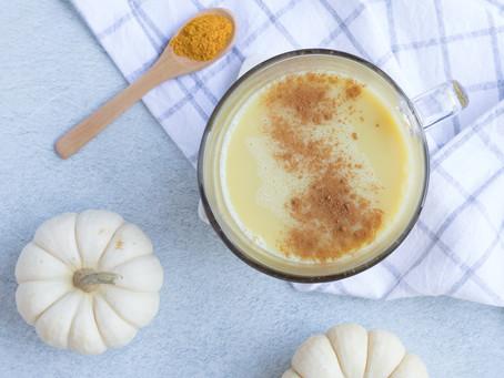 Arbonne Pumpkin Spice Protein Smoothie