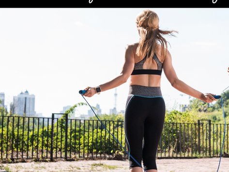 At-Home Cardio: Jumping Rope