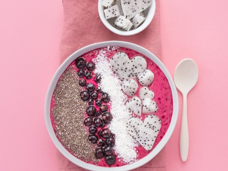 Blackberry Tang Smoothie Bowl Recipe