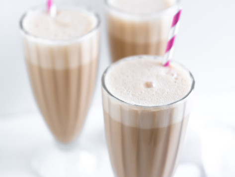 Arbonne Iced Coffee Protein Shake