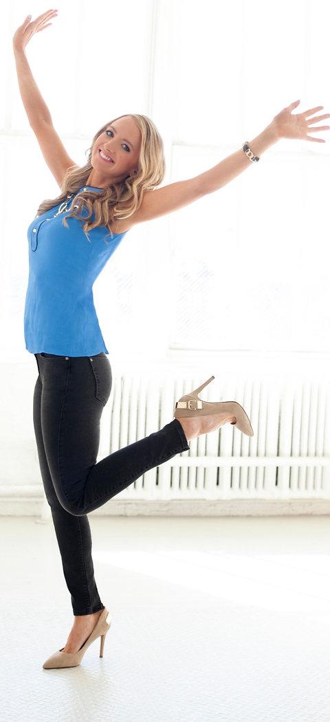 Holly Roser Fitness the H Method