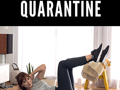 How to Lose Weight During Quarantine