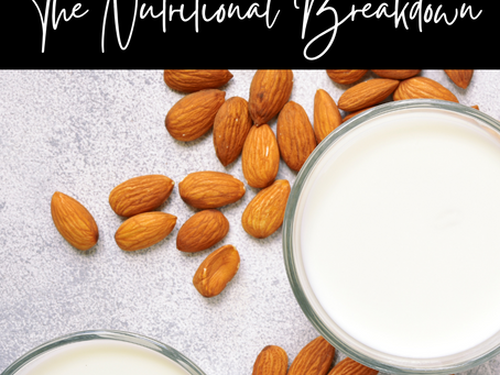 Is Almond Milk Good For You? The Nutritional Breakdown