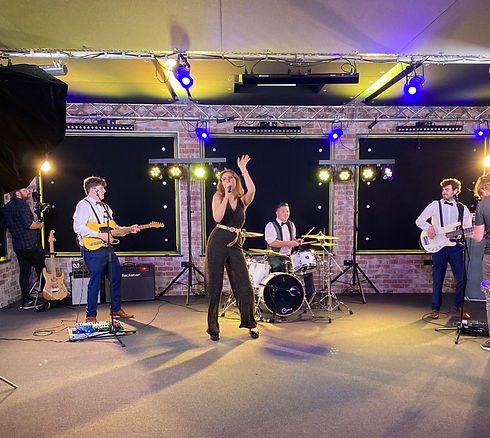 Studio33 Function Party band live promotional photoshoots