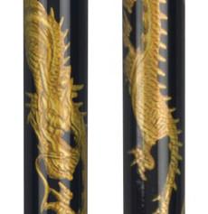 Metropolitan Museum of Art Samurai Dragon