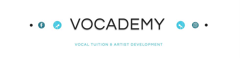 Vocademy Vocal Tuition