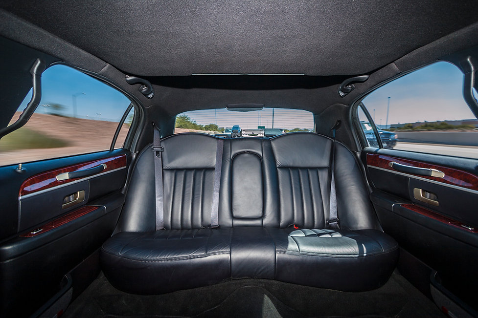Limousine Innen