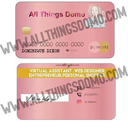 Design Of Label's & Business Cards or Labels