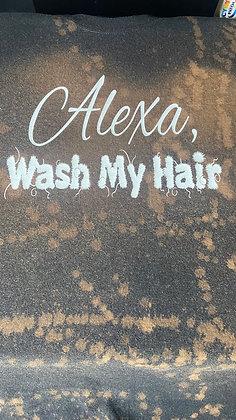 """Bleached """"Alexa , Wash My Hair"""""""