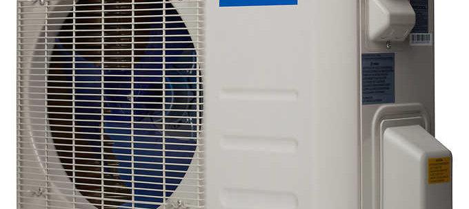 Mr Cool DIY 12K BTU Mini-Split Heat Pump with WIFI