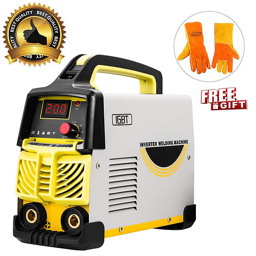 Arc Welder Welding Machine IGBT Inverter DC mini Electric Welders free Accessori