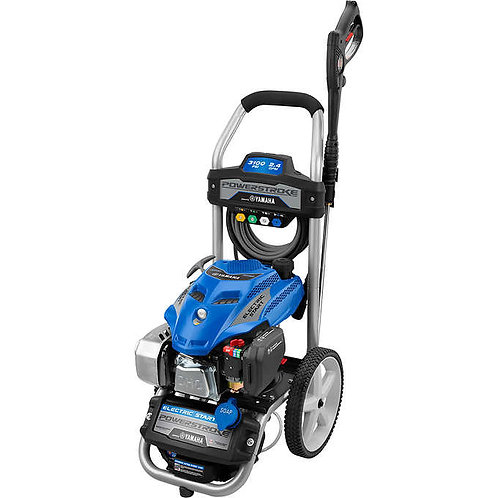 Yamaha Powered Electric Start 3100 PSI Gas Pressure Washer