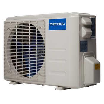 Mr Cool DIY 18K BTU Mini-Split Heat Pump with WIFI
